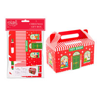 Pack Of 3 Toy Shop Treat Boxes