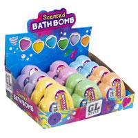 GL Style Bath Bomb Heart