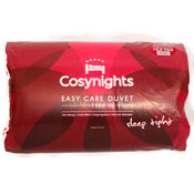 Cosynight 13.5 Tog Quilt Easy Care Duvet
