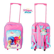 Official Shimmer & Shine Deluxe Trolley Backpack