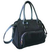 Julia Multipocket Tote Bag Black
