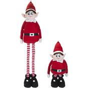 Standing Elf With Extending Legs