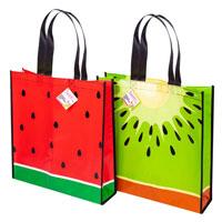 Reusable Shopping Bag Fruit Design