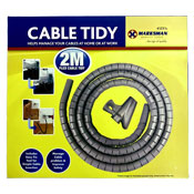 Flexible Cable Tidy 2m