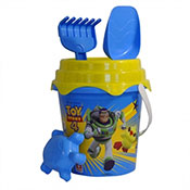 Official Disney Toy Story 4 Bucket Spade Set