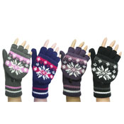 Ladies Rockjock Combo Gloves