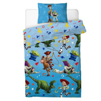 Official Toy Story 4 Reversible Duvet Set