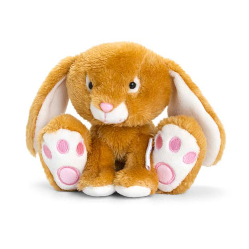 14cm Pippins Bunny Soft Toy