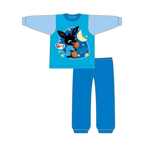 Boys Toddler Bing Snuggle Fit Pyjama