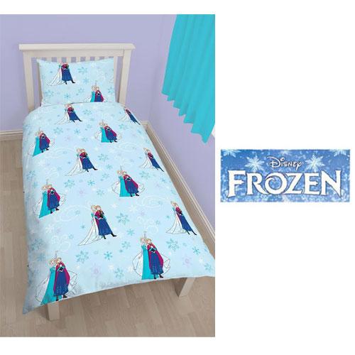 Single Disney Frozen Duvet Set