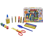 Kreative Kids Jumbo Craft Box