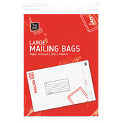 Large Mailing Bag 5 Pack