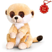 Pippins Meerkat Cuddly Soft Toy