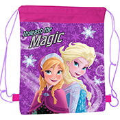 Official Disney Frozen Magic Swim / Sports Bag
