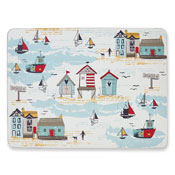 Beside The Seaside 4 Pack Placemats