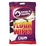 Bleach Free Floor Wipes
