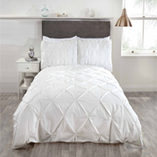 Balmoral Duvet Set Cream