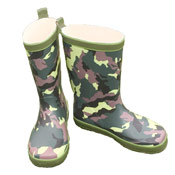 Camo Wellies Infant Size
