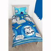 Star Wars Doodle Rotary Duvet Set