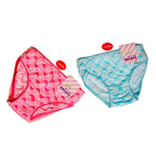 Girls Fancy Briefs 2 Pack