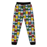 Mens Marvel Comics Official Lounge Pants