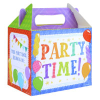 Party Time Lunch Box