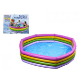 Inflatable Giant 4 Ring Paddling Pool