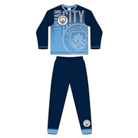 Boys Older Official Manchester City Pyjamas