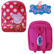 Official Peppa Pig Rocks Junior Backpack