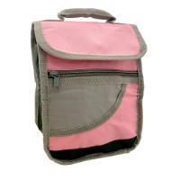 Pink Cooler Lunch Bag With Handle