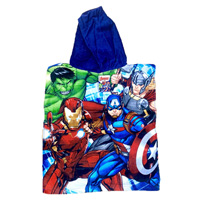 Official Marvel Avengers Towel Poncho