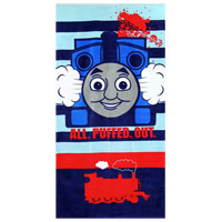 Official Thomas All Puffed Out Beach Towel
