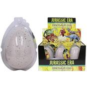 Large Growing Dinosaur Egg