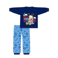 Official Baby Boys Mickey Pyjamas