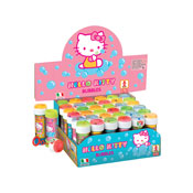 Official Hello Kitty Novelty Soap Bubbles