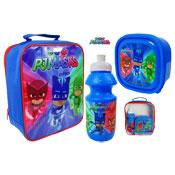 PJ Masks Lunch Bag Set 3 Piece