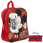 Disney Mickey Mouse Backpack Camera