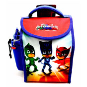 PJ Masks Deluxe Lunch Bag With Bottle