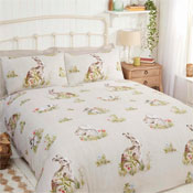 Studio Art Country Bumpkin Duvet Set Reversible