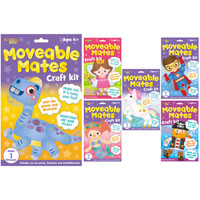 Moveable Mates Craft Kits