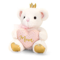 20cm Confetti Mothers Day Bear With Heart