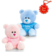 14CM Nursery Pipp The Bear With T-Shirt