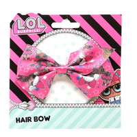 Official LOL Surprise Printed Hair Bow Clip