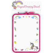 Unicorn Drawing Board With Pen