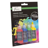 Nassau Fine Art Ceramic Paint Set