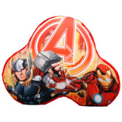 The Avengers Shaped Cushion Vacuum Packed