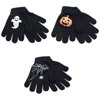 Thermal Magic Halloween Gripper Gloves