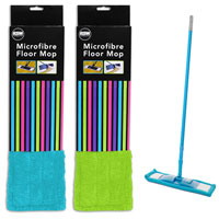 Microfibre Floor Mop and Handle