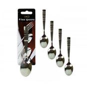 Pack of 4 Tea Spoons