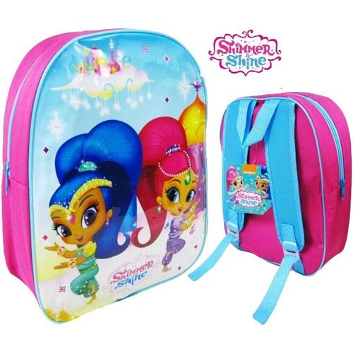 Girls Shimmer & Shine Junior Backpack